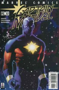 Captain Marvel (5th Series) #32 VF/NM; Marvel | save on shipping - details insid