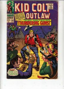 Kid Colt Outlaw #135 (Jul-67) VG/FN Mid-Grade Kid Colt