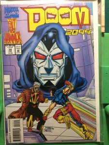 Doom 2099 #14 The Fall of the Hammer part 4 of 5