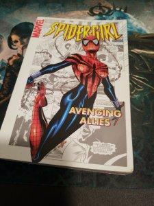 Spider-girl  Avenging  Allies  Graphic novel