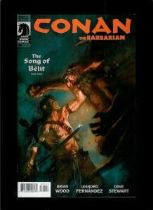 CONAN the BARBARIAN #25, NM, Song of Belit, Brian Wood, 2012 2014, more in store