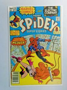 Spidey Super Stories #28 1st Series 2.5 (1977)