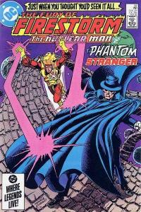 Fury of Firestorm (1982 series) #32, NM- (Stock photo)