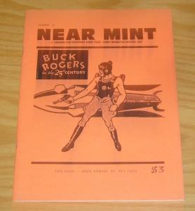 Near Mint #12 VF buck rogers fanzine from june 1981