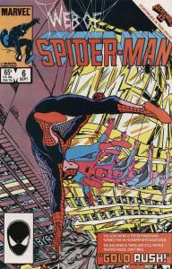 Web of Spider-Man, The #6 VF; Marvel | save on shipping - details inside
