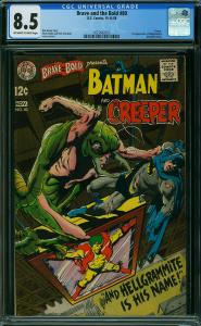 Brave and the Bold #80 (DC, 1968) CGC 8.5
