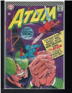 Atom #26 (DC, 1966) VG+