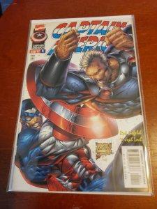 Captain America  #4 (1999)