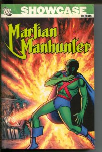 Showcase Presents Martian Manhunter-Vol.1-2007-PB-VG/FN