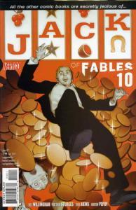 Jack of Fables #10 VF; DC/Vertigo | save on shipping - details inside