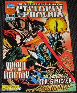 The Further Adventures of Cyclops and Phoenix #2 (1996)