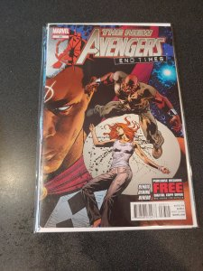 New Avengers #33 (2013)