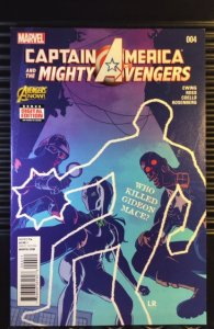 Captain America & the Mighty Avengers #4 (2015)