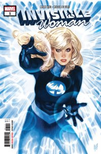 Invisible Woman #1 (Marvel, 2019) NM