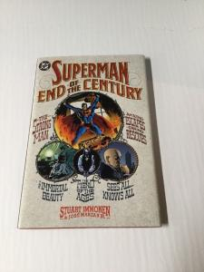 Superman End Of The Century Tpb Hc Hardcover Near Mint