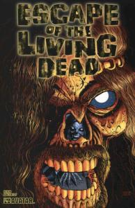 Escape of the Living Dead #4F VF/NM; Avatar   save on shipping - details inside