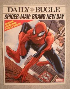 SPIDER-MAN: BRAND NEW DAY Promo Poster, 2007, Unused, more in our store