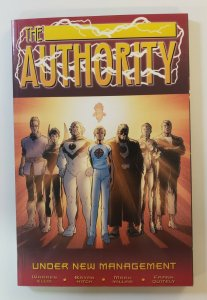 THE AUTHORITY UNDER NEW MANAGEMENT TPB SOFT COVER  3RD PRINT NM