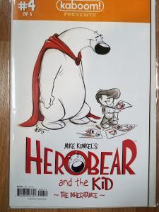 HeroBear adn the KiD, the Inheritance by Mike Kunkel (#4 of 5)