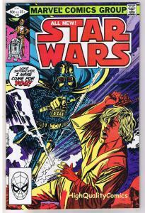 STAR WARS #63, VF/NM, Luke Skywalker, Darth Vader, 1977, more SW  in store