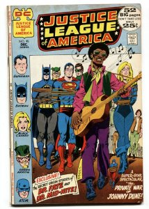 JUSTICE LEAGUE OF AMERICA #95 1971-JOHNNY DUNE-FN-