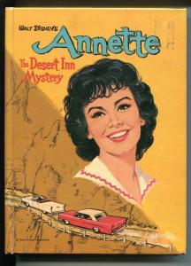 Annette #1546 Desert Inn Mystery 1959-Whitman-Disney-Mouseketeer-VF-