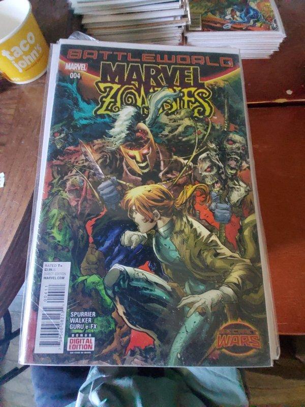 Marvel Zombies #4 (2015)