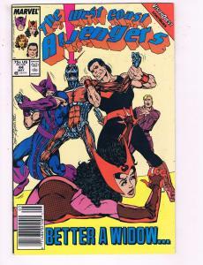 The West Coast Avengers #44 VF Marvel Comics Comic Book DE19