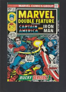 Marvel Double Feature #13 (1975)