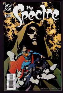 Spectre #3 (2001 Series)   9.4 NM