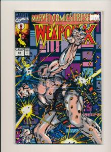 Marvel Comics WEAPON X #82 1991 FINE/VERY FINE (PF600)