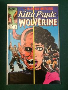 Kitty Pryde and Wolverine #2 of 6