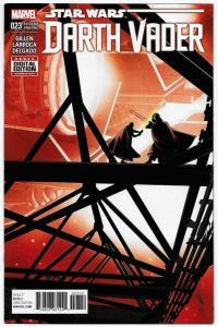 Star Wars Darth Vader #23 2nd Printing Variant (Marvel, 2016) VF