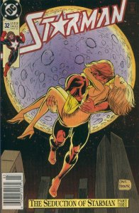 STARMAN, Vol.1 No.32: The Seduction of Starman, Part 3