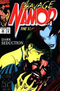 Namor: The Sub-Mariner #36, VF+ (Stock photo)