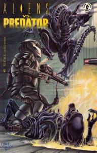 Aliens vs. Predator #3, VF+ (Stock photo)