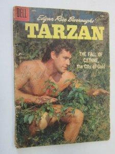 Tarzan #103 2.0 Restapled (1958)