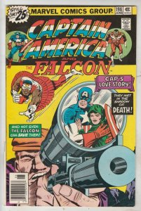 Captain America #198 (Jun-76) VF/NM High-Grade Captain America