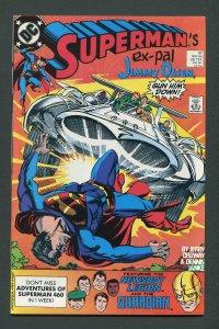 Superman #37 /  8.0 VFN  November 1989