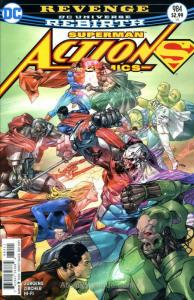 Action Comics #984 VF/NM; DC | save on shipping - details inside