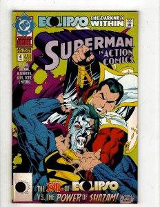 Action Comics Annual #4 (1992) YY7