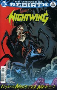 Nightwing (4th Series) #5 VF; DC | save on shipping - details inside
