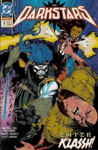 Darkstars, The #9 VF/NM; DC | save on shipping - details inside
