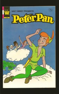 Whitman Comics Walt Disneys Peter Pan No 1 1980