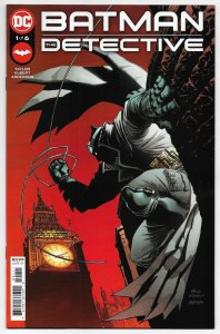 Batman The Detective #1 Main Cvr (DC, 2021) NM