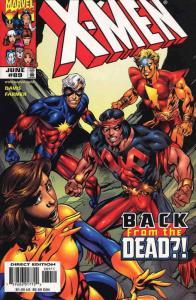 X-Men (2nd Series) #89 VF; Marvel   save on shipping - details inside