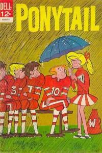 PONYTAIL (1962-1965 DELL) 12 VF December 1965 COMICS BOOK