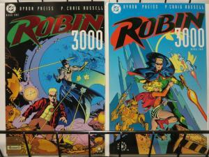 ROBIN 3000 (1992) 1-2  complete Elseworlds set