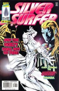 Silver Surfer (1987 series) #124, NM- (Stock photo)