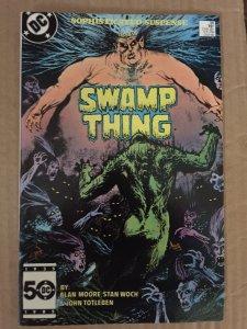 Swamp Thing #38
